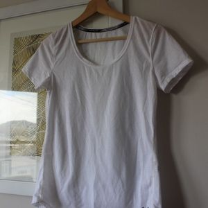 Under Armour white t-shirt